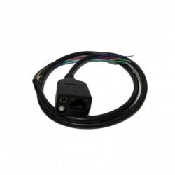 Câble d'alimentation pour caméra WIP extérieure (3957)