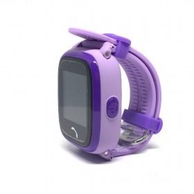 Montre connectée Waterproof pour enfants - Violet (4126)