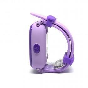 Montre connectée Waterproof pour enfants - Violet (4127)