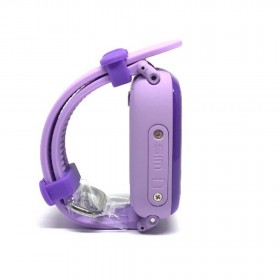 Montre connectée Waterproof pour enfants - Violet (4128)