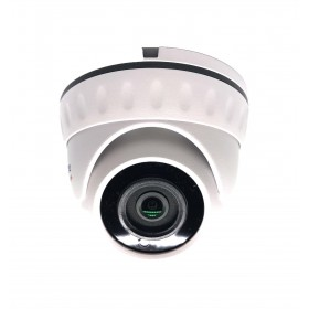 Caméra mini dôme IP 2MP 2.8 mm POE (3783)