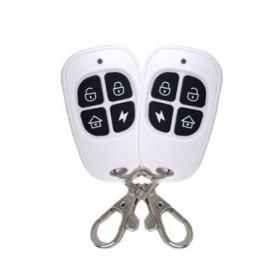 Télécommande sans fil pour alarme de maison