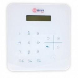télécommandes pour centrale d'alarme (3408)