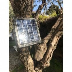 Panneau solaire pour caméras TRAIL.
