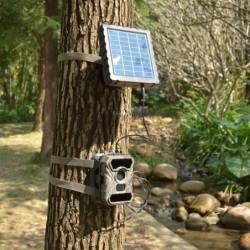 Panneau solaire pour caméras TRAIL (4148)