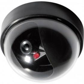 Caméra de surveillance factice avec LED (3706)