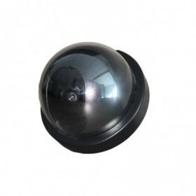 Caméra de surveillance factice noire (3702)