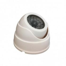 caméra de surveillance factice blanche (3713)