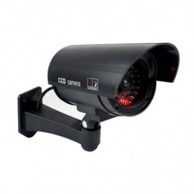caméra factice extérieur - Noire (3718)