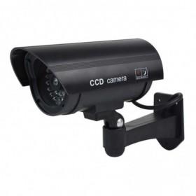 caméra factice extérieur noire (3719)