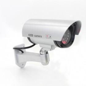 Caméra factice professionnelle pour l'extérieur - Noire (3953)