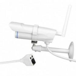 Caméra IP wifi HD rotative avec détection de mouvement et application mobile (2536)