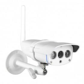 Caméra de surveillance extérieure wifi IP HD avec détection de mouvement et carte mémoire (2537)