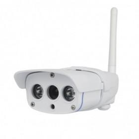Caméra de surveillance extérieure wifi IP HD avec détection de mouvement et carte mémoire (2538)