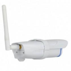 Caméra de surveillance extérieure wifi IP HD avec détection de mouvement et carte mémoire (2540)