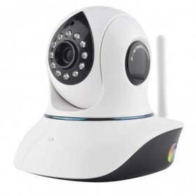 Système de vidéosurveillance Wifi avec tablette tactile multimédia + 4 caméras intérieures HD (2560)