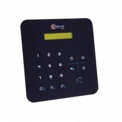 centrale d'alarme gsm sans fil radio design noire