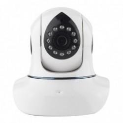 Caméra sans fil wifi intérieure rotative detection de mouvement application mobile (2588)