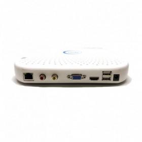 Pack de vidéosurveillance avec 2 dômes motorisés extérieurs FULL HD WiFi
