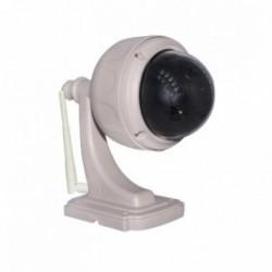 Pack de vidéosurveillance avec dôme motorisé extérieur HD WiFi (2669)