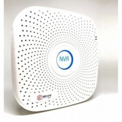 Pack de vidéosurveillance avec dôme motorisé extérieur HD WiFi (3918)