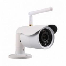 Pack de vidéosurveillance avec 8 caméras fixes extérieurs HD WiFi (2718)
