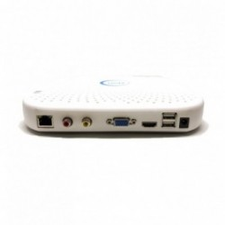 Vue arrière NVR IP 9 canaux (3735)