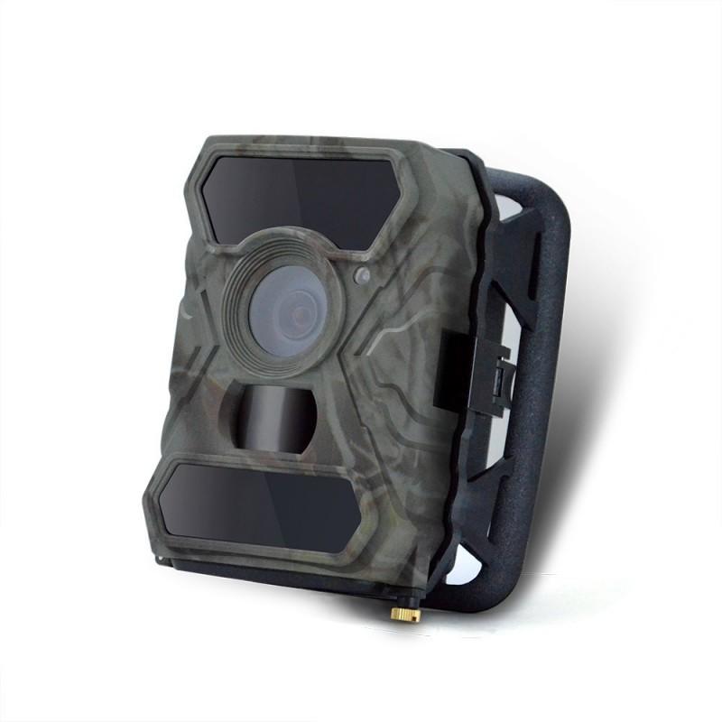 Caméra autonome de présence camouflée pour chasseur Full HD