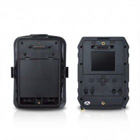 Caméra piège photographique autonome avec vision nocturne