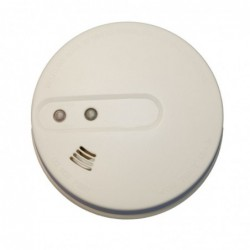 Détecteur de fumée connecté pour alarme de maison