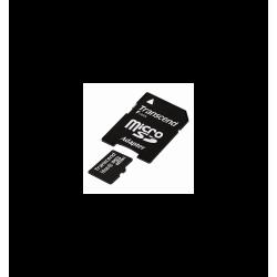 Carte mémoire microSD HC 16GO Transcend