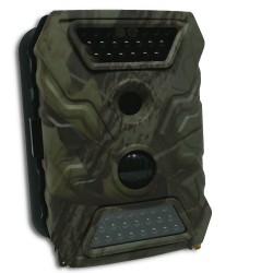 Caméra chasseur camouflée
