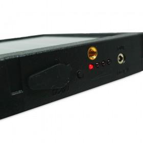 Connectique et alimentation panneau solaire caméra chasseur