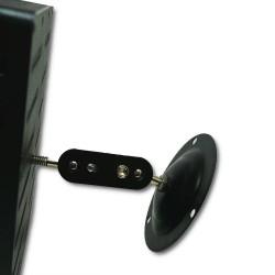 Rotule de maintien et de fixation pour panneau solaire de caméra chasseur
