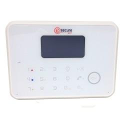 Centrale d'alarme sans fil rtc gsm G6 blanche
