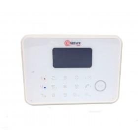 centrale d'alarme sans fil double transmission gsm + rtc