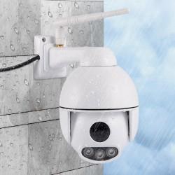 Caméra de video-surveillance 360° (modèle reconditionné)