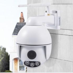 Caméra de video-surveillance 360° avec système Infra-rouge