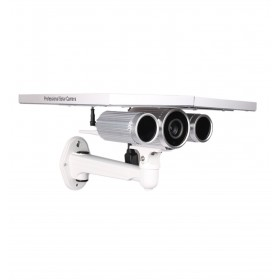 Système de caméra extérieure ip hd 720p