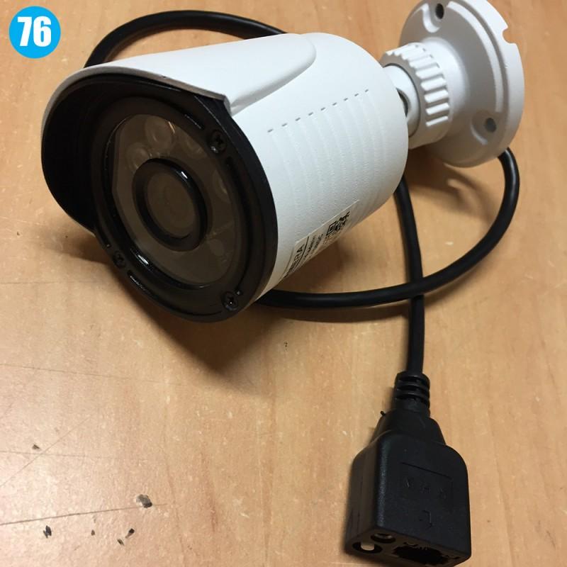 Caméra tube d'extérieur reconditionnée
