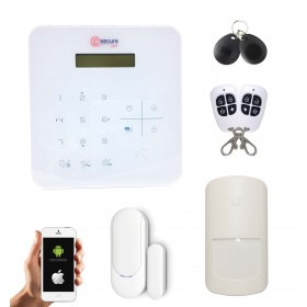 Pack alarme sans fil (4717)