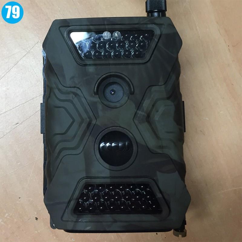 Caméra chasseur camouflée reconditionnée