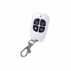 Télécommande 4 fonctions pour systèmes d'alarmes domestiques