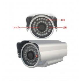 Caméra extérieure hd 720P