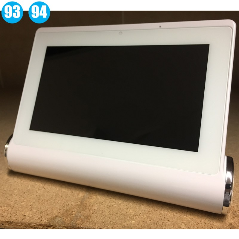 Tablette tactile multimédia pour vidéosurveillance