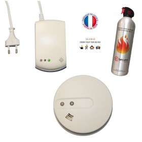Kit protection contre les incendies