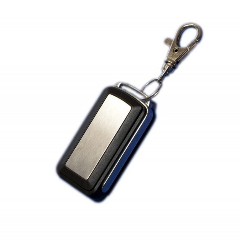 Télécommande métal 4 fonctions (782)