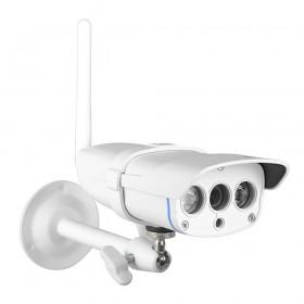 Caméra Ip pour vidéo-surveillance : modèle pour l'extérieur