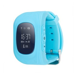 Montre connectée pour enfants / Smart watch - Gps sms - turquoise