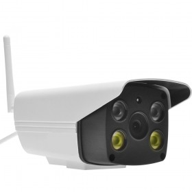 Caméra de surveillance full hd couleur
